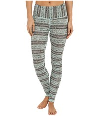 Volcom Wild Daze Surf Leggings Seaglass Women's Casual Pants Green