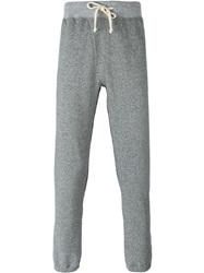 Champion Two Tone Track Pants Grey