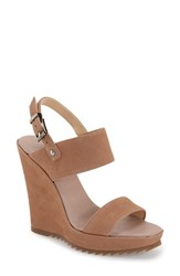 Women's Vince Camuto 'Garadin' Wedge Sandal Cashmere Leather