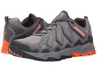 Montrail Trans Alps Light Grey Cool Grey Men's Shoes Gray