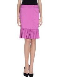 Maria Grazia Severi Skirts Knee Length Skirts Women