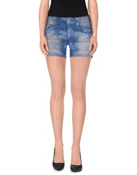 Blugirl Folies Denim Shorts