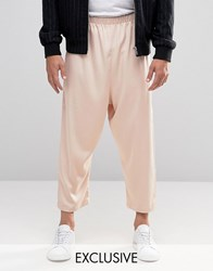 Reclaimed Vintage Relaxed Culottes Pink
