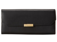 Ecco Derna Continental Wallet Black Wallet Handbags