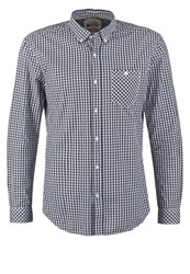Tom Tailor Denim Fitted Shirt Cosmos Blue