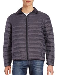 Hawke And Co Packable Down Puffer Jacket Walker Black