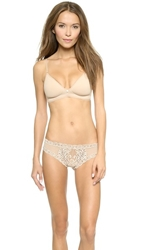 Natori Understated Contour Wire Free Bra Cafe