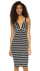 Bec And Bridge Beetle Juice Dress Stripe