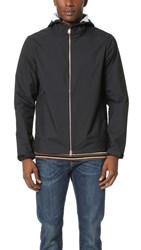 Levi's Echelon Windbreaker Jet Black