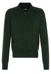 Your Turn Cardigan Dark Green