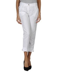 Ermanno Ermanno Scervino Trousers 3 4 Length Trousers Women