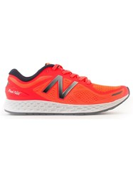 New Balance 'Zante V2' Sneakers Yellow And Orange
