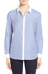 Women's Nordstrom Collection 'Valencia Stripe' Shirt