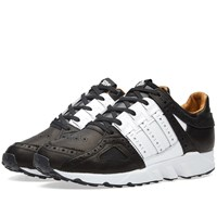 Adidas Consortium X Sneakersnstuff Eqt Running Guidance 'Tee Time' Black