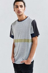 Native Youth Inflow Tee Grey