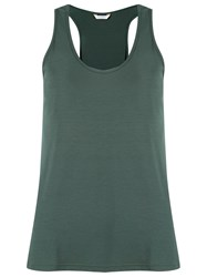 Lygia And Nanny Scoop Neck Tank Top Green