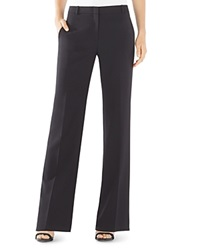Bcbgmaxazria Simon Wide Leg Pants Black