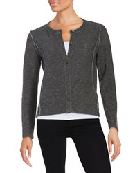 Eileen Fisher Knit Button Front Cardigan