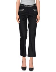 Frankie Morello Trousers Casual Trousers Women Black