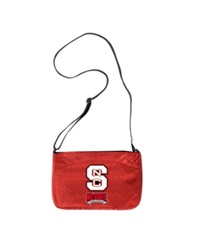 Little Earth North Carolina State Wolfpack Mini Jersey Purse Team Color