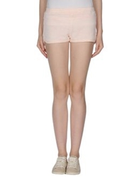 Virginie Castaway Sweat Shorts Light Pink
