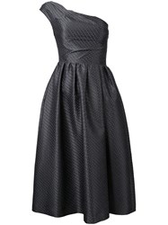 Le Ciel Bleu 'Bea' Ball Gown Black