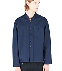 Fanmail Cotton Twill Shirt Jacket