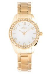 S.Oliver So2280mq Watch Gold
