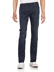 True Religion Geno Flap Pocket Slim Jeans Pitch