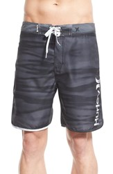 Men's Hurley 'Flow' Board Shorts Anthracite