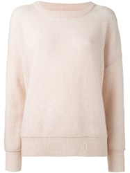 By Malene Birger 'Biagio' Jumper Nude And Neutrals