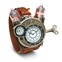 Tesla Watch Thinkgeek