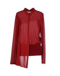 Pierantonio Gaspari Shirts Red