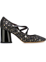 Marc By Marc Jacobs 'Courtney' Pumps Metallic