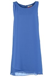 Naf Naf Korie Summer Dress Azur Blue