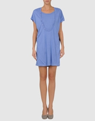 Designers Remix Collection Short Dresses Azure