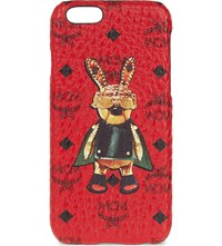 Mcm Rabbit Iphone 6 Case Ruby Red