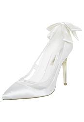 Menbur Lua Bridal Shoes Ivory Off White