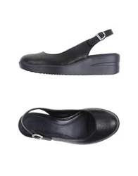 Ruco Line Wedges Black