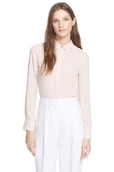 Ted Baker Tiona Ottoman Accent Blouse