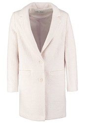 Miss Selfridge Classic Coat Taupe Beige Nude