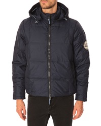 Knowledge Cotton Apparel Navy Pet Down Jacket