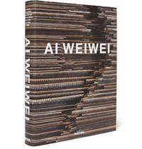 Taschen Ai Weiwei Hardcover Book Brown