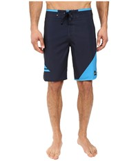 Quiksilver New Wave Everyday 20 Boardshorts Navy Blazer Men's Swimwear