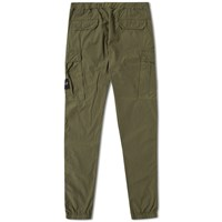 Stone Island Tapered Cargo Pant Green