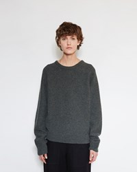 Christophe Lemaire Slouchy Sweater Spruce