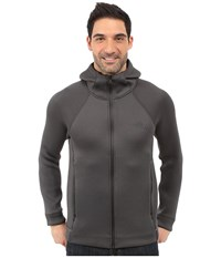 The North Face Upholder Hoodie Tnf Dark Grey Heather Men's Sweatshirt Gray