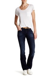 Silver Jeans Co. Suki Mid Rise Bootcut Jean 31 Inseam Blue