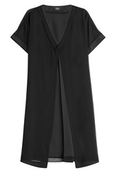 Steffen Schraut Cancun Sunset Dress Black