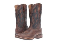 Ariat Nighthawk Vintage Bomber Cowboy Boots Brown